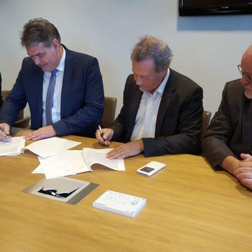 ACON Afrasteringen & Beschoeiingen bouwt nieuw bedrijf