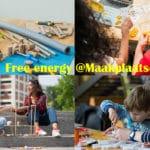 Maakplaatsen zomerprogramma Free energy in heel Twente!