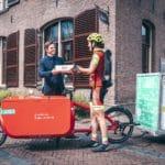 Librije's Winkel stapt op de fiets