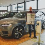 Volvo Harrie Arendsen groep ontvangt Erkend Duurzaam Premium Certificaat