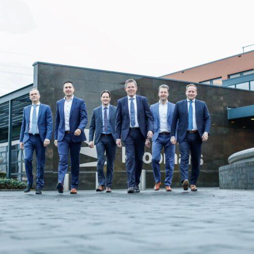 Koopmans Bouwgroep versterkt het directieteam
