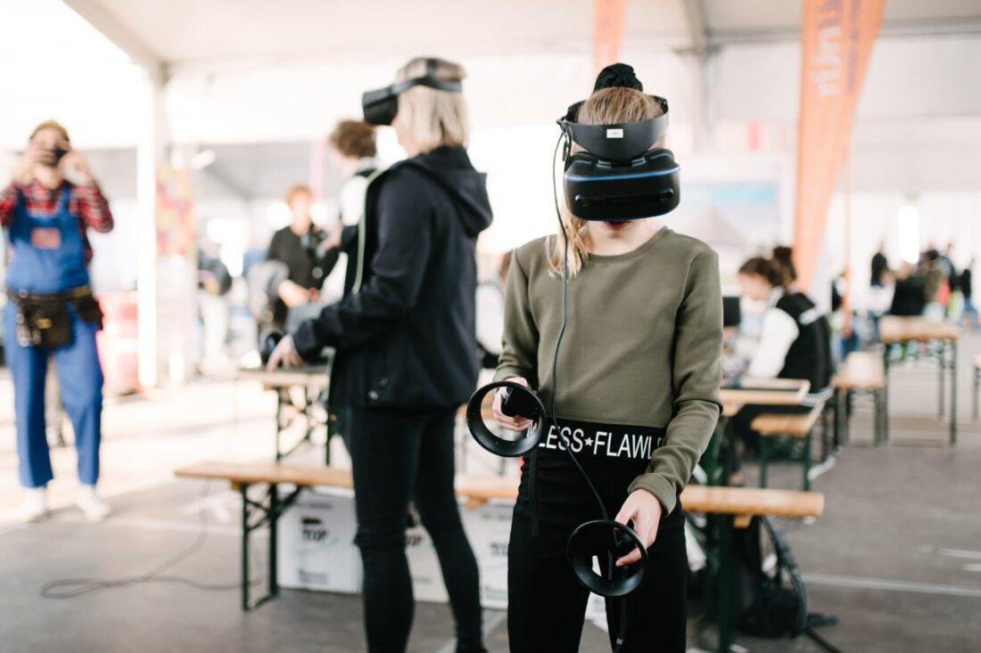 Technologie voor jong en oud op Techniekdag Achterhoek