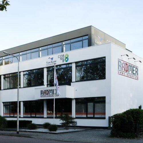 Nieuwe locatie voor Radmer Arbeidsadvies in Apeldoorn
