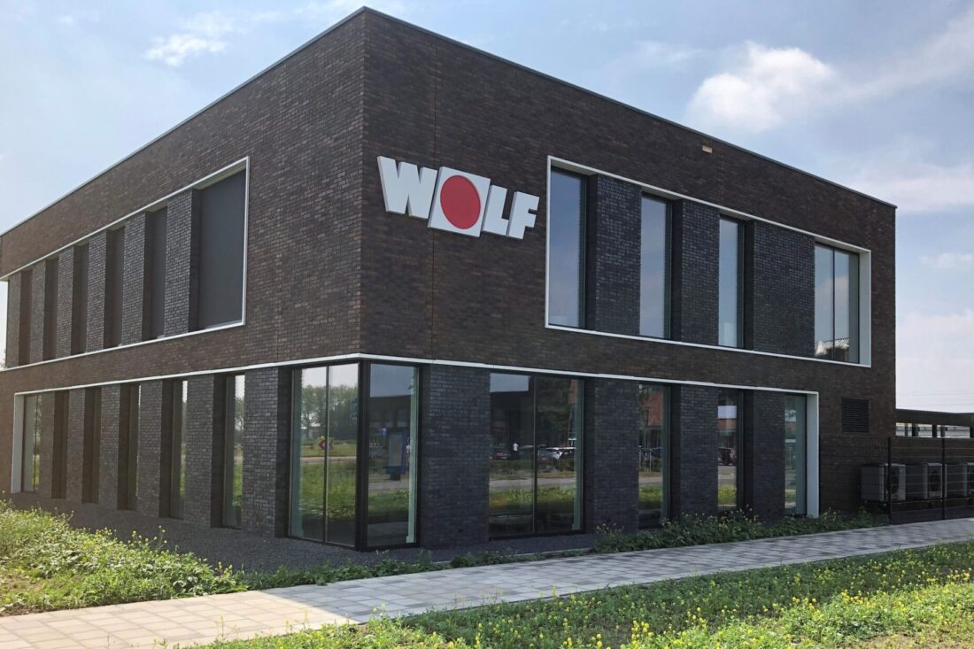 WOLF Energiesystemen B.V. betrekt nieuw duurzaam kantoorpand