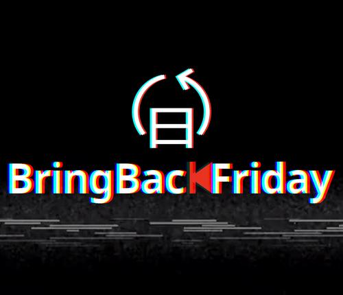 IKEA laat duurzaam tegengeluid horen: 'Bring Back Friday'