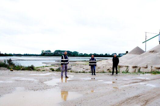 Netterden Zand en Grind B.V. onderneemt met oog voor de toekomst