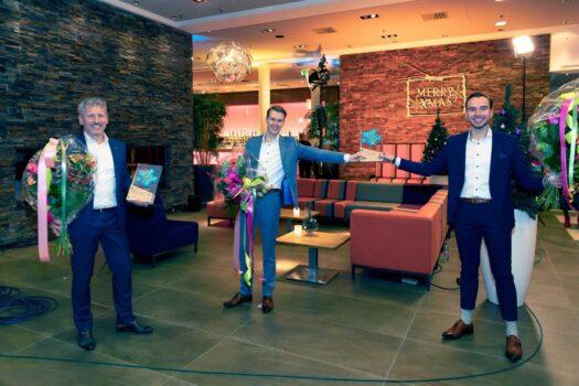 Wecovi en Forest Living Ondernemer en Starter van het Jaar Regio Zwolle 2020