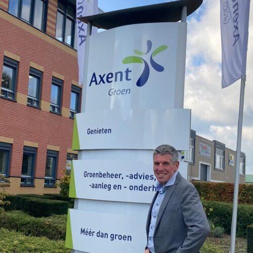 Axent Groen en Hacron Groen samen sterker in Oost- Nederland