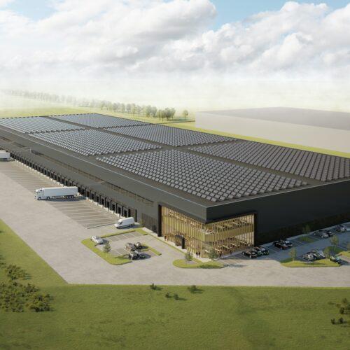 Nieuw distributiecentrum voor Nunner Logistics in 's-Heerenberg