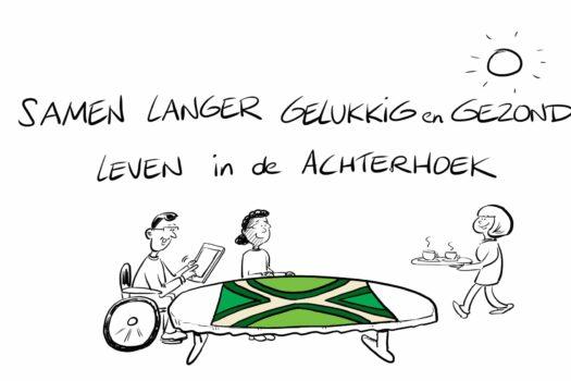 Gezondheidsactie '8RHK Gezond' afgetrapt in Achterhoek