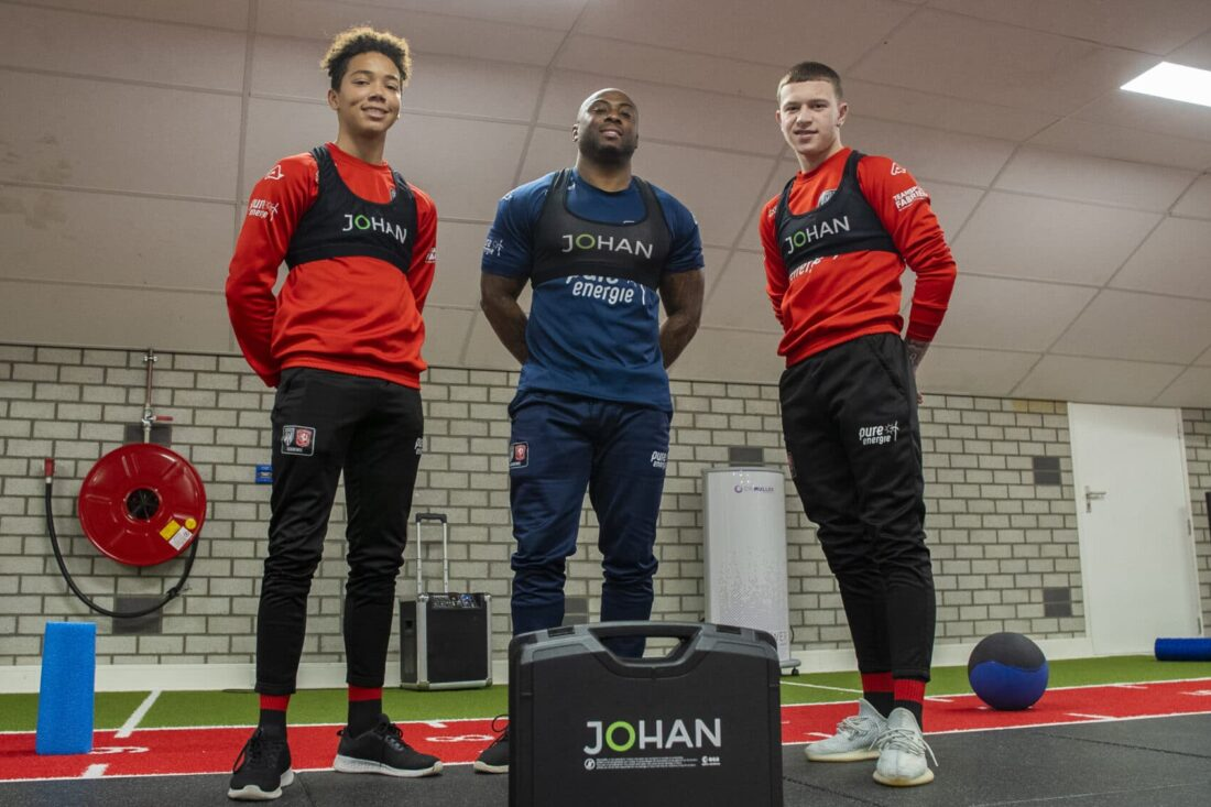 Demcon neemt JOHAN Sports over