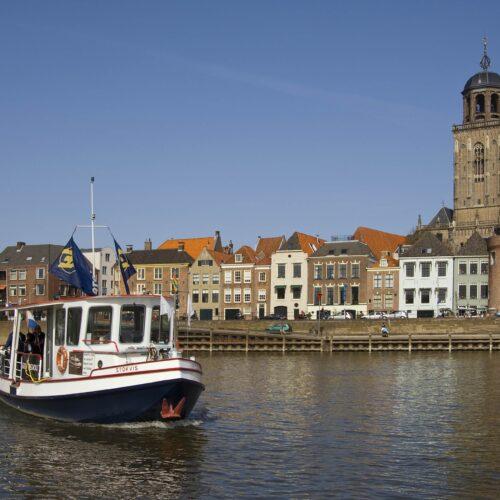 Website over ondernemen in Deventer gelanceerd
