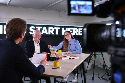 Student Power verdient een plek in de incubator van de Universiteit Twente: Incubase
