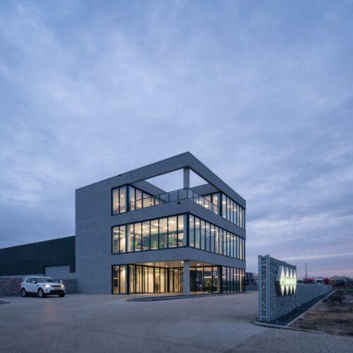 ACON verhuist naar duurzaam nieuwbouwpand