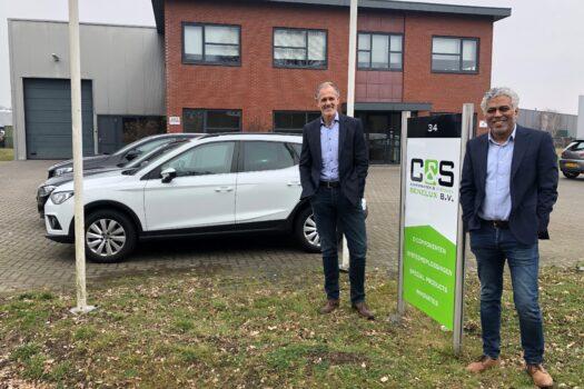 Elektrotechnische specialist C&S Benelux verhuist naar Enschede