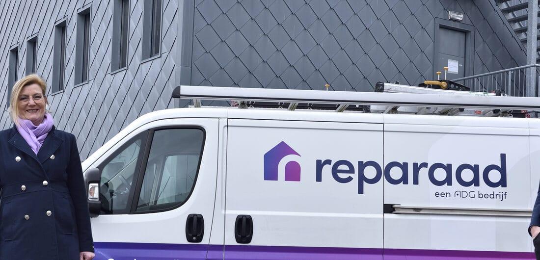 Reparaad creëert 24 uur woon- en werkgeluk op afroep