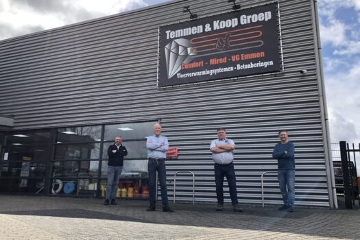 H&K nieuwe eigenaar van Temmen & Koop