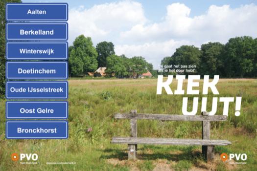 KIEK UUT: Online Talkshows in de Achterhoek