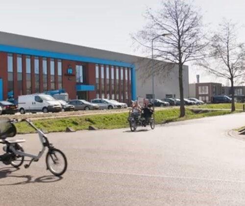 Van Raam introduceert Bike Selfcare Service voor Easy Rider-driewielfiets