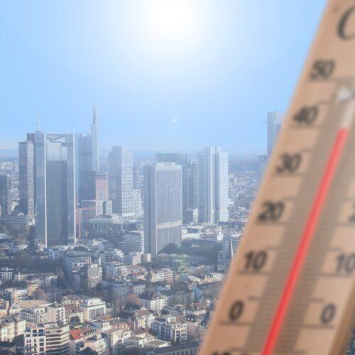 Groot aantal betrokkenen ondertekent intentieverklaring 'Klimaatverandering en koeling gebouwen'
