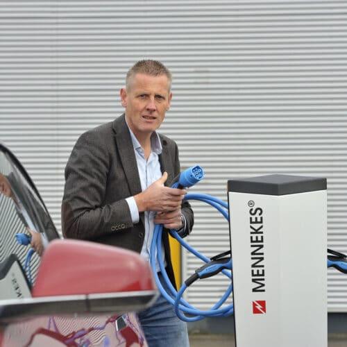 De week van Edwin de Veen (MENNEKES Emobility Nederland)