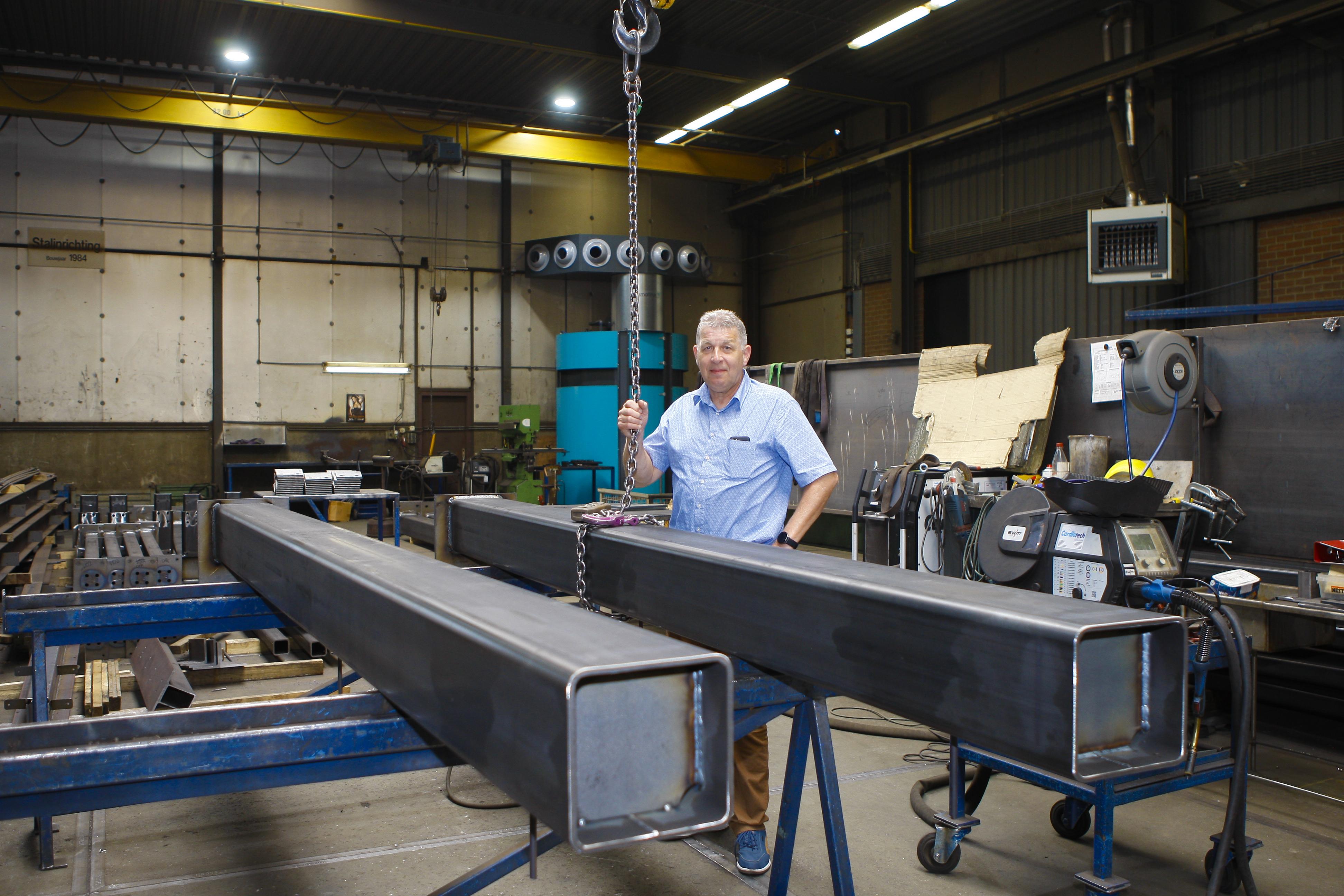 Eeftink Rensing: One-stop-shop voor staalbouwprojecten