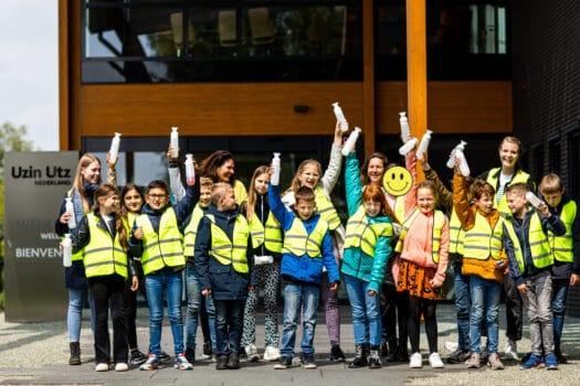 Uzin Utz Nederland breidt uit en legt biodiversiteitsvraagstuk voor aan jongeren