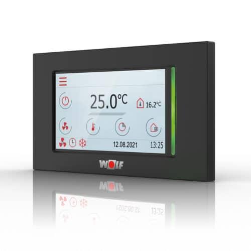 WOLF BMK Touch nu ook voor luchtbehandelingskasten geschikt