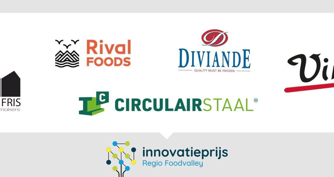 Genomineerden Innovatieprijs Regio Foodvalley bekend