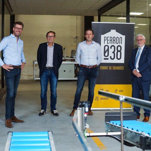 Robertpack en Perron038 zetten samen higtech maakindustrie regio Zwolle op (wereld)kaart