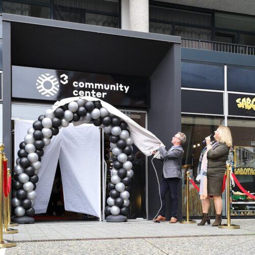 Community Center O3 officieel in gebruik genomen
