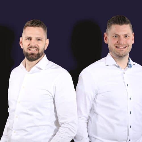 De week van Robert Zweers & John Hutten (Yes tech careers)